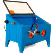Cyclone E500 Large Benchtop Blast System