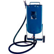 Cyclone PT-100 100 lb. Capacity Portable Pressure Blast System