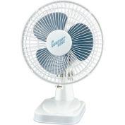 Comfort Zone® CZ6D 6- Inch Desk Fan, White - Pkg Qty 12
