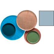"""Cambro 1300401 - Camtray 13"""" Round,  Slate Blue - Pkg Qty 12"""