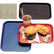 "Cambro 1418FF104 - Tray Fast Food 14"" x 18"",  Desert Tan - Pkg Qty 12"