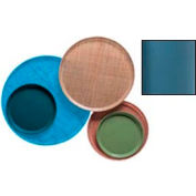 "Cambro 900414 - Camtray 9"" Round,  Teal - Pkg Qty 12"