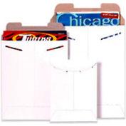 "Stayflat Mailer, 13""W x 18""L, White, 100 Pack"