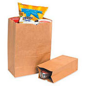 "#6 Grocery Bag 6""W x 3-5/8""D x 11""H 500 Pack"