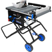 """Delta 36-6020 10"""" Portable Table Saw with Stand"""