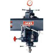 Dake 906451 6451 50-ton Air Hydraulic Workhead - Double Air Pump (Workhead Only)