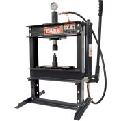 Dake 972200 B-10 Bench 10-ton Manual H-frame Press