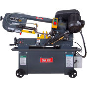 "Dake 983100-1 SE712 7"" Rounds, 7x12"" Flats - 110v-1 ph"