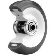 "Darnell-Rose Caster Wheel 500003 Polyurethane 5"" Dia. 850 Lb. Cap."