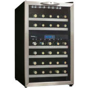 Danby DWC114BLSDD - Wine Cooler, 38 Bottle Capacity