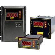 1/8 DIN Panel Mount Closed-Loop DC Drive w/ Tachometer