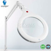 "Daylight™ 7"" White XR Ultra Slim Magnifying Lamp"
