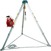 PROTECTA™ PRO™ 8308006 Confined Space System, Stainless Steel Cable