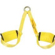 """DBI-SALA® 1001220 Rescue Wristlets, 18""""L x 1""""W, 310 Cap Lbs"""