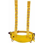 DBI-SALA® 1003222 Derrick Belt, Work Positioning and Restraint, 310 lbs, XL