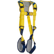 3M™ DBI-SALA® Delta™ Comfort Vest-Style Climbing Harness, Quick Connect, S