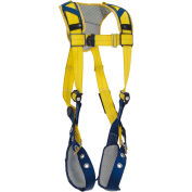 DBI-SALA® Delta™ Comfort Vest-Style Harness, Tongue Buckle & Pass Thru, S