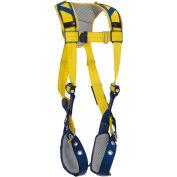 DBI-SALA® Delta™ Comfort Vest-Style Harness, Tongue Buckle & Pass Thru, M