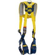 DBI-SALA® Delta™ Comfort Vest-Style Climbing Harness, Tongue Buckle & Pass Thru, XL