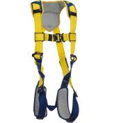 DBI-SALA® Delta™ Comfort Vest-Style Harness, Quick Connect, XL