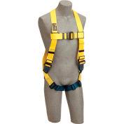 DBI-SALA® 1110791 Delta Nylon Arc Flash Harness, Pass-Thru, 310 Cap Lbs, XL