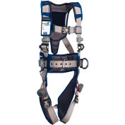 3M™ DBI-SALA® ExoFit STRATA™ Construction Harness, Back/Side D-Ring, XL, 1112453