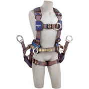 ExoFit NEX™ Tower Climbing Harness 1113191, Front, Back Side D-Rings, M