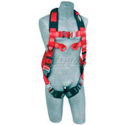 Protecta® PRO™ Industrial Climbing Harness 1191267, Front Vertical D-Ring, M/L