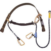 "DBI-SALA® 1204075 Cynch-Lok Pole Climbing Device - Rope, For Pole Size up to 30.5"" dia."