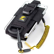 Python® 1500089 Adjustable Radio Holster With Clip2Loop Coil And Dr-Micro