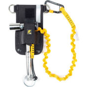 Python® 1500097 Scaffold Wrench Holster (Belt) With Retractor And Ext-H2Lbungee