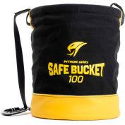 Python® 1500133 Safe Bucket 100Lb Load Rated Drawstring Canvas