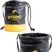 Python® 1500139 Safe Bucket 250Lb Load Rated Drawstring Vinyl