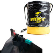 Python® 1500140 Safe Bucket 250Lb Load Rated Hook And Loop Vinyl