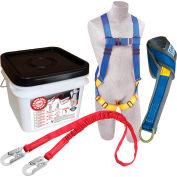 DBI-SALA® 2199810 Roofer Anchor Kit, Reusable, 310 Cap Lbs