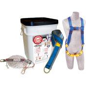DBI-SALA® 2199815 Roofer Anchor Kit, Reusable, 310 Cap Lbs