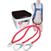 3M™ DBI-SALA® 2199817 Roofer Anchor Kit, 310 Cap Lbs