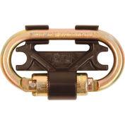 DBI-SALA® 3100087 Twin Leg Quick-Connector, Twin Lifelines (100% Tie-off), 420 Cap Lbs