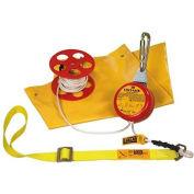 DBI-SALA® 3300050 Rescumatic Automatic Descent Control Device, 50'L, 300 Cap Lbs