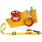 DBI-SALA® 3300100 Rescumatic Automatic Descent Control Device, 100'L, 300 Cap Lbs