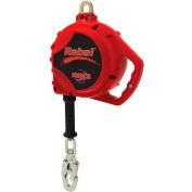Protecta® 3590500 Rebel Self Retracting Lifeline, 33'L, 420 Cap Lbs