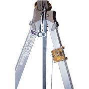 DBI-SALA® 8003238 Leg Mount Pulley, N/A L, 310 Cap Lbs