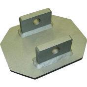 DBI-SALA® 8510816 Weld-On Mounting Plate Anchor, 310 Cap Lbs