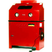 Dee-Blast Parts Washer Cabinet-High Pressure Aqueous Solution-Heated