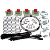 Rack Hardware, Flush Mount Starter Kit