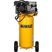 DeWALT® DXCMLA1682066,1.6HP,Portable Compressor,20 Gal,Vert.,155 PSI,5.3 CFM,1-Phase 120/240V