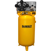 DeWALT® DXCMLA4708065, 4.5HP, Single-Stage Comp, 80  Gal, Vert., 155 PSI, 16.1CFM, 1-Phase 230V