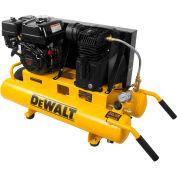 DeWALT® DXCMTB5590856, 5.5 HP, Wheelbarrow Gas Comp, 8 Gallon, 150 PSI, 9.9 CFM, Honda, Recoil