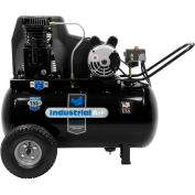 Industrial Air 20 Gallon Single Stage Portable Electric Air Compressor