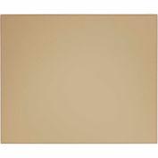 "DACASSO® Dacasso Colors Faux Leather 17"" x 14"" Table Mat - Sandy Tan"